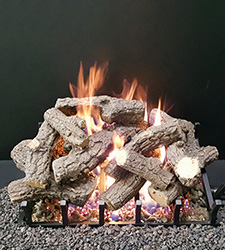 Sierra™ Radiant Heat Gas Logs